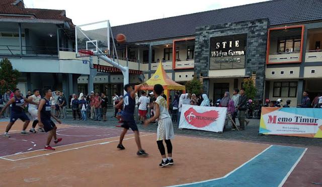 Kompetesisi Basket 3 Lawan 3
