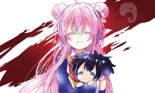 "Manga Psycho ""Happy Sugar Life"" Menerima Adaptasi Anime"