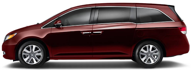 Honda Odyssey 2016 in Canada