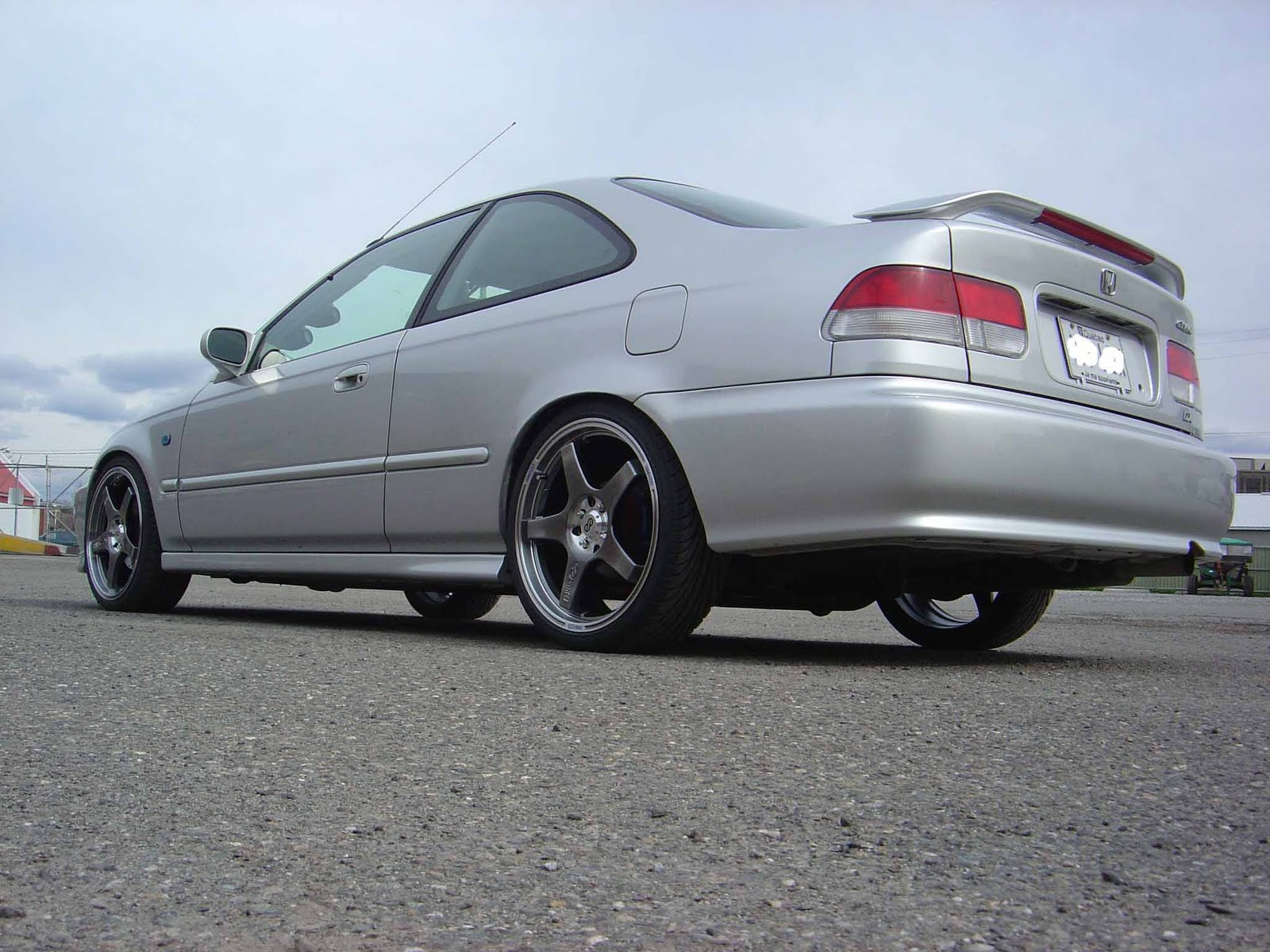 Honda Civic ex 1999