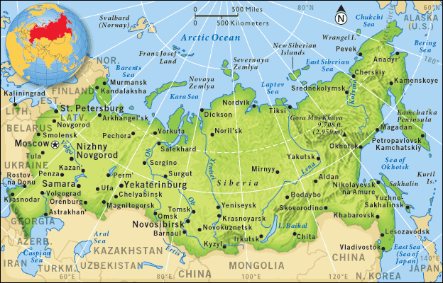 Humanity Take back your Land Russia Far East Siberia Anastasia