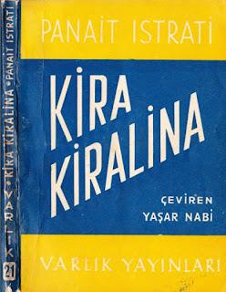 Panait İstrati - Bütün Eserleri - 02 - Kira Kiralina