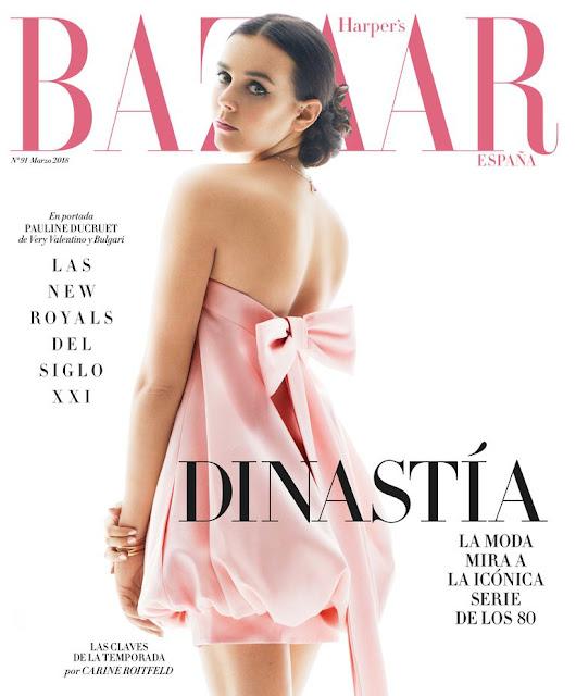 Revista Bazaar Harpers
