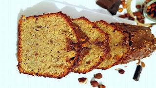 Recette cake noisette et amande