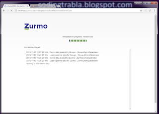 Install Zurmo CRM 3.1.5 on Windows with XAMPP PHP CRM tutorial 33