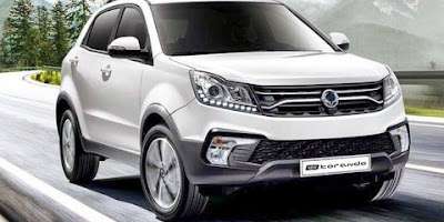 2017 SsangYong Korando C SUV Vehicle