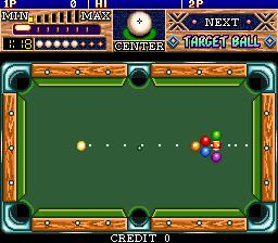 game dingdong billiard