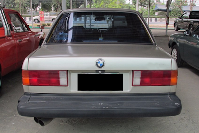 Eksterior BMW E30 M10