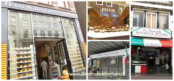 Sulle strade del mondo il travel blog di simonetta clucher for Amsterdam mangiare