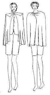 Cape atau cope yaitu busana paling luar pada pakaian pria di Byzantium yang berbentuk mantel yang diikat pada bahu atau leher dan diberi hiasan bros