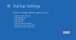 Windows Server 2012 Safe Mode