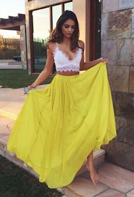 Outfits de moda para primavera