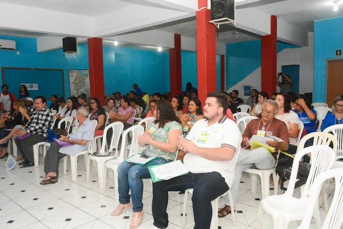 18ª CONFERÊNCIA DE SAÚDE É REALIZADA EM CHAPADINHA