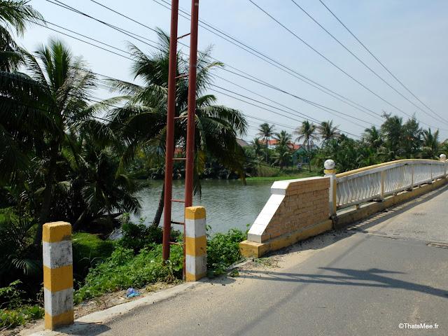 route hoi an vietnam