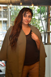Actress Namitha  Pictures at Bobbys Bistro Christmas Cake Mixing Ceremony  0014