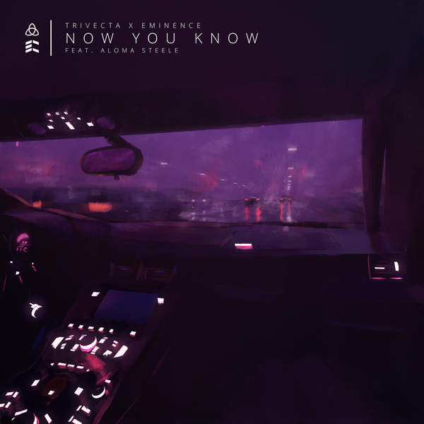 Trivecta & Eminence - Now You Know (feat. Aloma Steele) - Single Cover