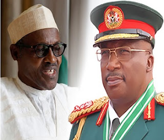 dambazau and buhari