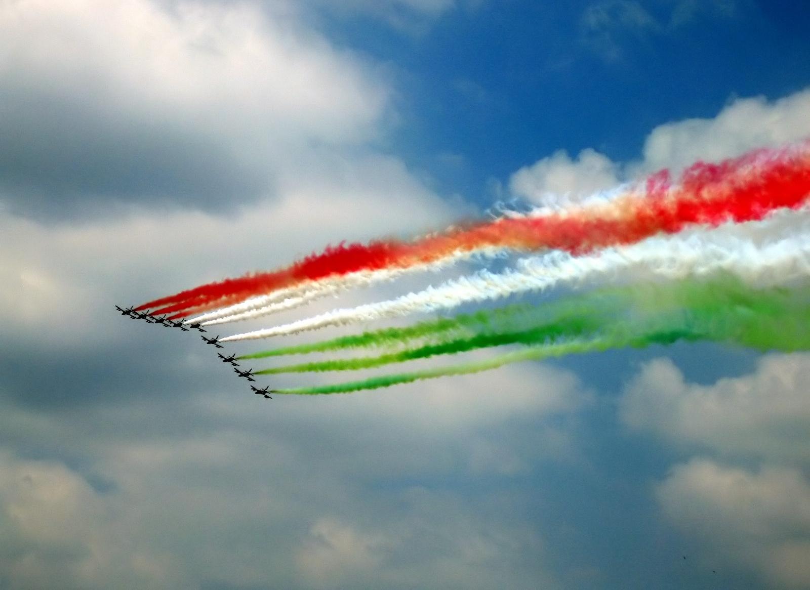 Indian Air Force Salute Formation Aircraft Wallpaper 2933 Aeronefnet