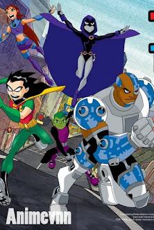 Teen Titans -Biệt đội thiếu niên Titan xuất kích - Biệt đội thiếu niên Titan xuất kích 2013 Poster