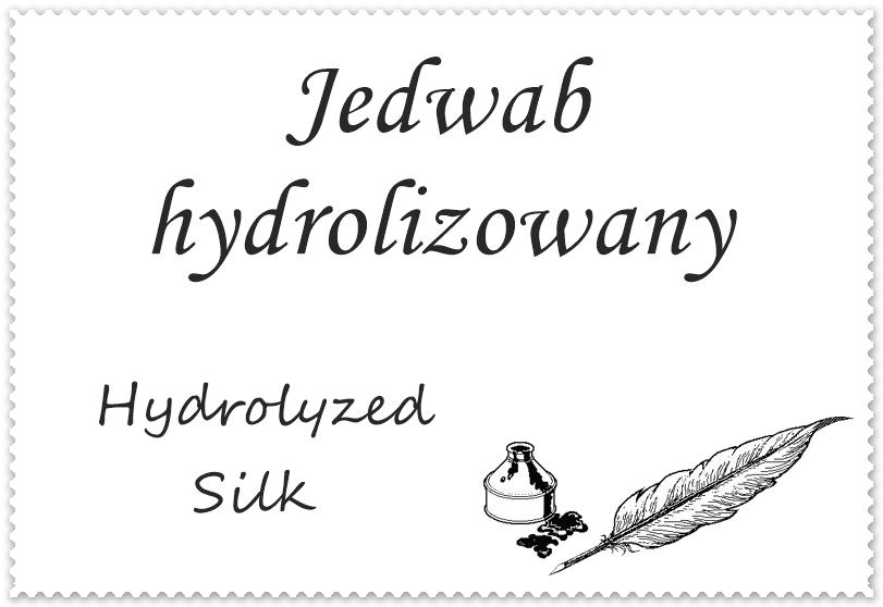 Jedwab hydrolizowany w pielęgnacji włosów