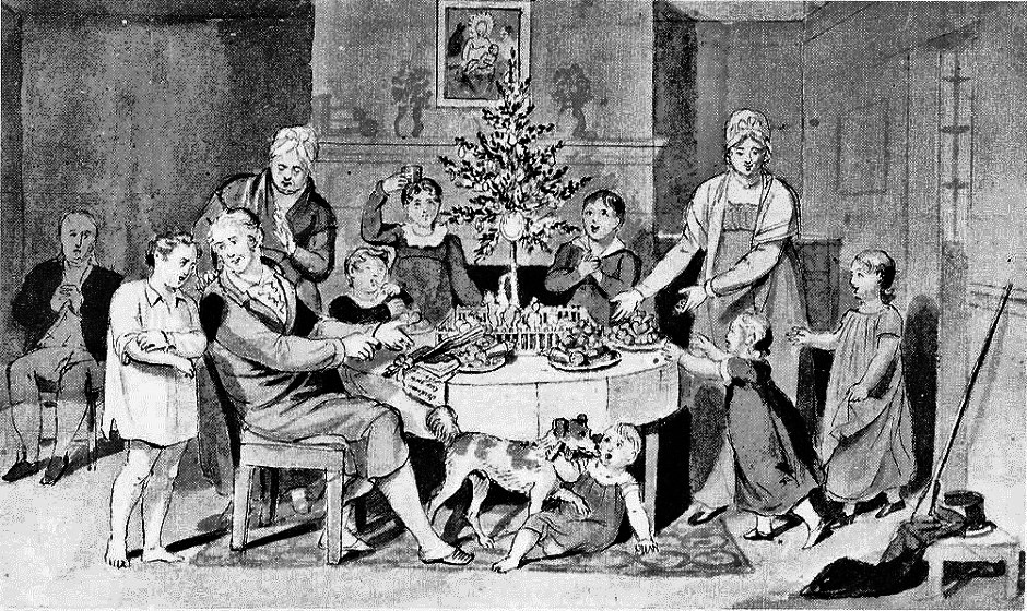 Celebrating in pennsylvania 1810 1820 with john lewis krimmel 1786 1821