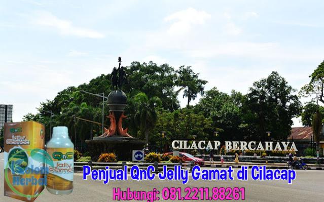 Penjual QnC Jelly Gamat di Cilacap
