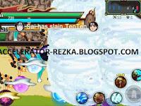 Naruto Senki Mod Sprite : Gogeta replace Sugetsu