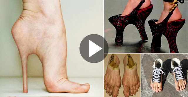 10 Most BIZARRE Shoes Ever Made, You Are Shocked!