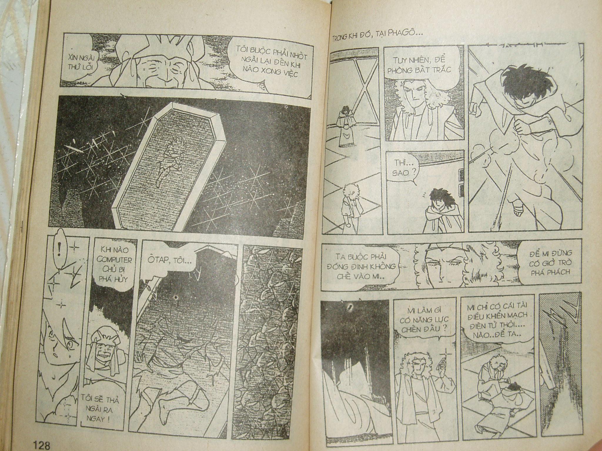 Siêu nhân Locke vol 17 trang 62
