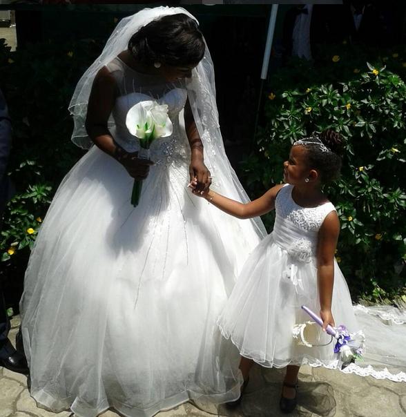 Nigerian actress susan peters wedding pictures naijagistsblog