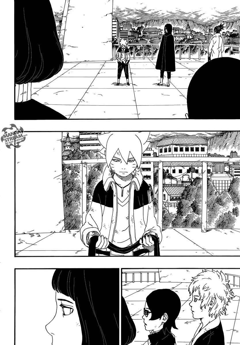 Baca Manga Boruto Chapter 6 Bahasa Indonesia
