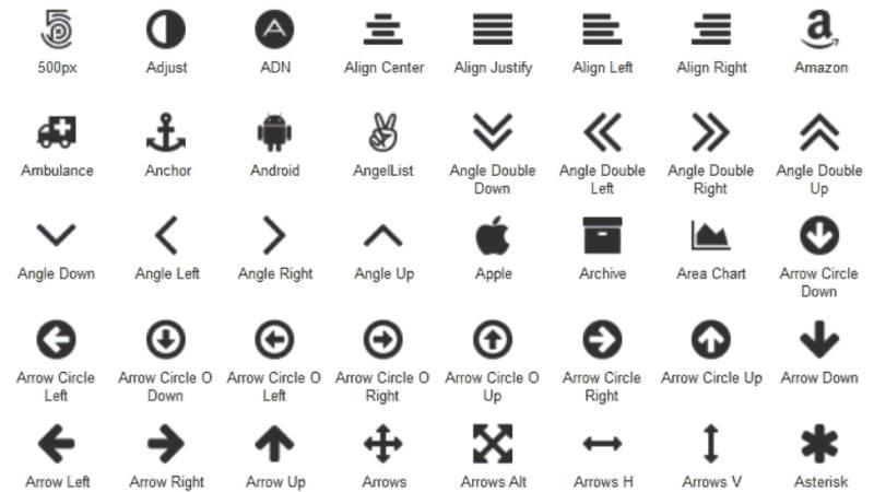 Penggunaan Font Awesome pada Android Studio