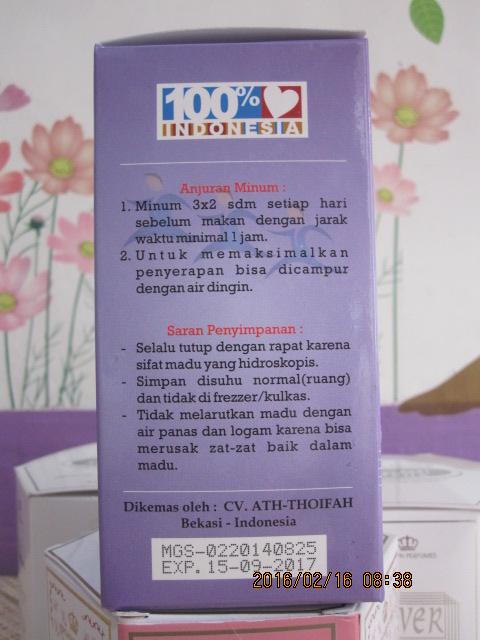 Sari Kurma Untuk Menambah Berat Badan Anak