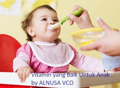 Vitamin yang Baik untuk Anak