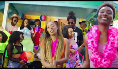 [Audio/video]: Tiwa Savage – All Over
