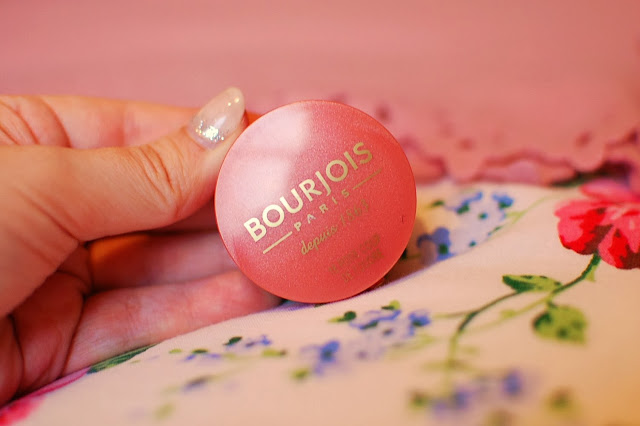 Bourjois Little Round Pot Blusher | The Likely Lady