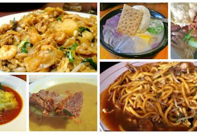 Kuliner Indonesia - Cie Rasa Loom Buah Batu