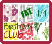 2012 Fat Quarter Birthday Club