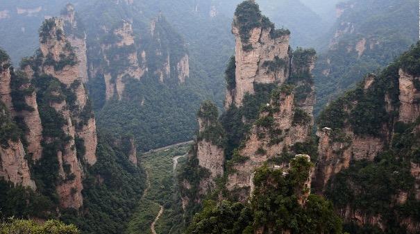 15 Tempat Aneh Di Dunia Yang Belum Pernah Anda Lihat
