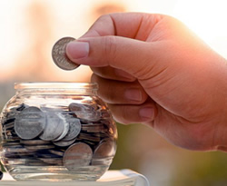 economizzare denaro