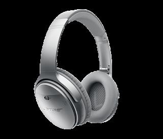 Bose QuietComfort 35ワイヤレスヘッドフォン