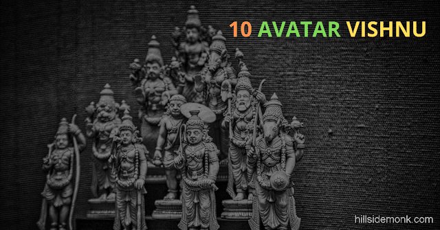 10 Vishnu Avatar In Hinduism