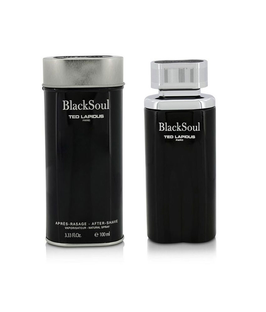 Black Soul Ted Lapidus For Men 100 ML