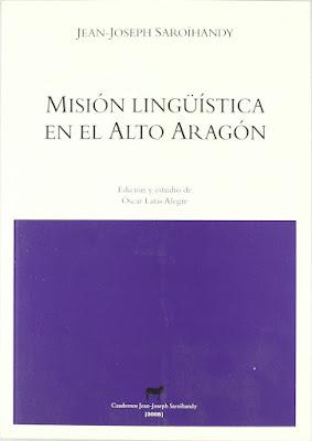 Saroïhandy y el aragonés ansotano