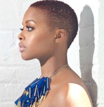 La Moda En Tu Cabello Cortes De Pelo Corto Afro Para