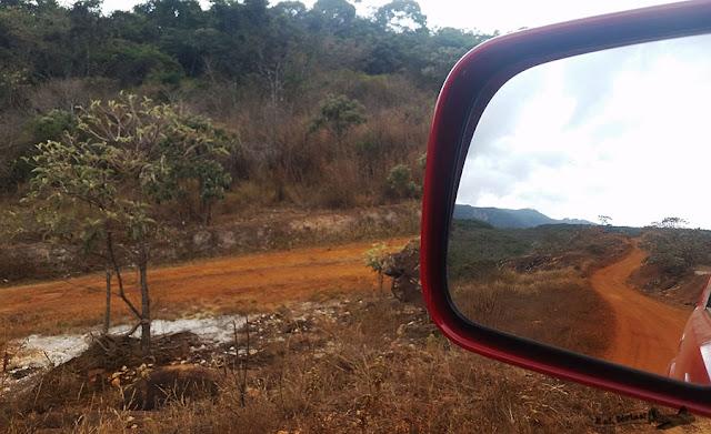 Estrada Real, Caminho dos Diamantes, entre Barão de Cocais e Cocais, MG