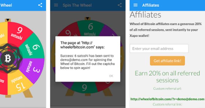 Wheel Bitcoin Free Ethereum Bitcoin Exchange -