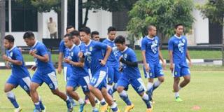 Lawan Barito Putera, Persib Bandung Bawa 21 Pemain