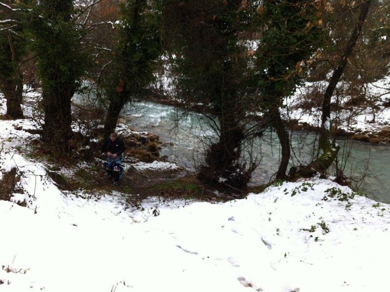 Καγιακολόγιο ελληνικών ποταμών: Φεβρουαρίου 2012