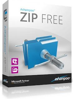 تحميل برنامج ضغط وفك الملفات المضغوطة Ashampoo ZIP FREE